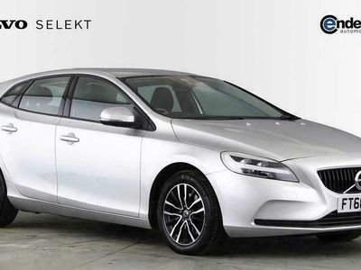 used Volvo V40 T2 Momentum Nav Plus Manual 2.0 5dr