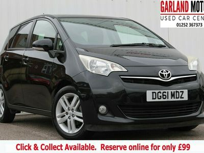 used Toyota Verso-S 1.33 VVT-I T SPIRIT - REAR CAMERA 5dr