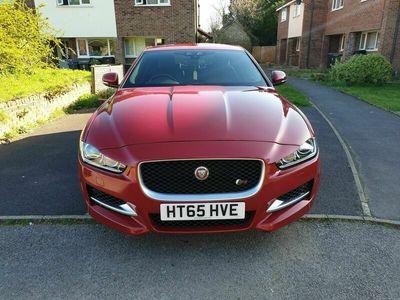 used Jaguar XE 2.0d R-Sport Auto (s/s) 4dr
