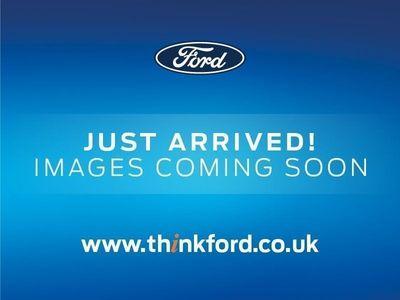 used Ford Fiesta 1.0 Ecoboost Sport Van