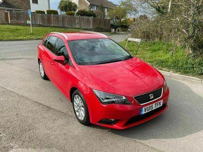 used Seat Leon ST 1.6 TDI SE (Tech Pack) DSG (s/s) 5dr