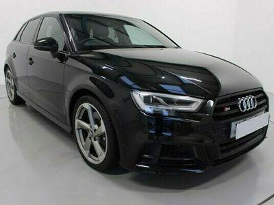 used Audi A3 Sportback S3 TFSI QUATTRO BLACK EDITION - CAR FINANCE FR £370 PC