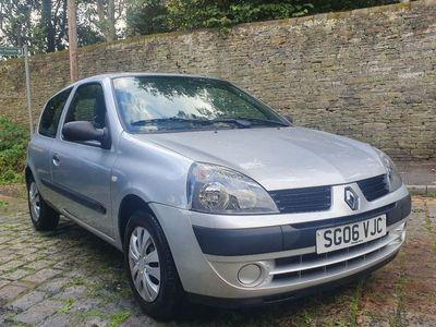 used Renault Clio 1.2 Campus 3dr