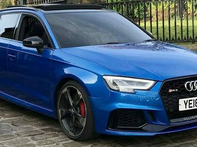 used Audi RS3 RS3 2.5 TFSIQuattro 5dr S Tronic *FULLY LOADED*LOW MILES*