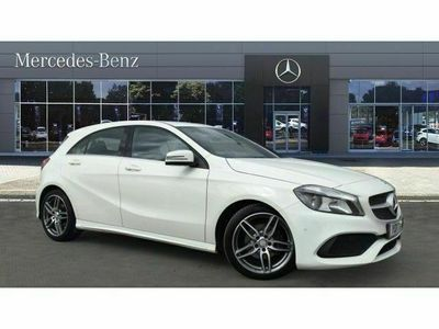 used Mercedes A180 A-ClassAMG Line Executive 5dr Auto Diesel Hatchback