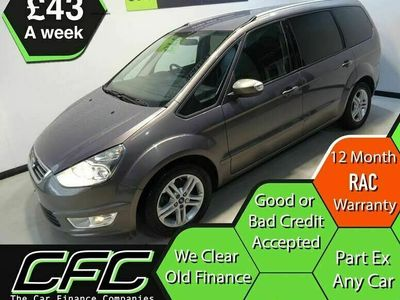 used Ford Galaxy 2.0TD Zetec
