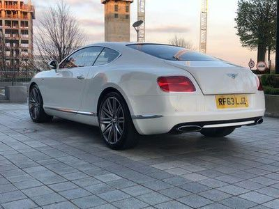 used Bentley Continental GT GT Speed