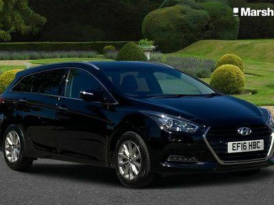 used Hyundai i40 1.7 CRDi Blue Drive SE Nav Business 5dr