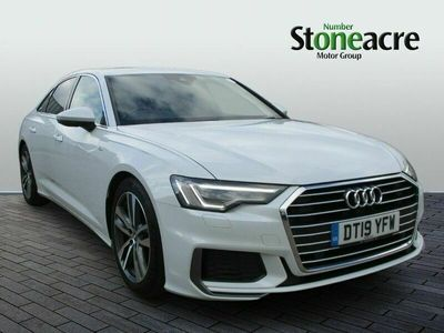 used Audi A6 40 TDI S Line 4dr S Tronic 2.0