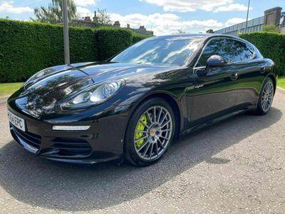 used Porsche Panamera 3.0 E-Hybrid V6 S Tiptronic S 5dr 2 KEYS ONLY 0 MILES !!!!!