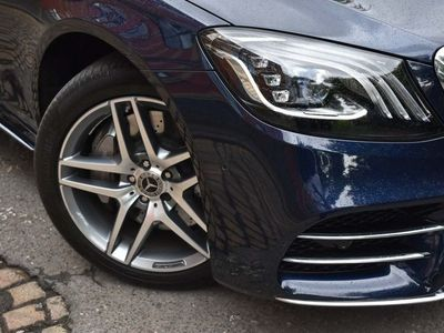 used Mercedes S500L S Class 3.0EQ Boost AMG Line G-Tronic+ (s/s) 4dr