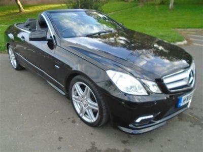 used Mercedes E250 E ClassCDI BEFF Sport Edition 125 2dr Tip Auto, 2011 ( )