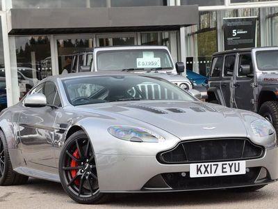 used Aston Martin Vantage S 2Dr Sportshift Iii