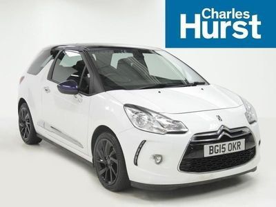 used Citroën DS3 2014 Belfast 1.6 E-Hdi Airdream Dstyle Plus 3Dr