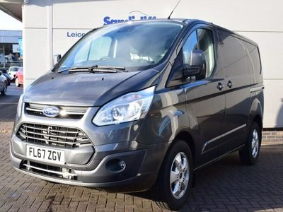 used Ford Custom Transit2.0 TDCi 170ps Low Roof Limited Van Auto