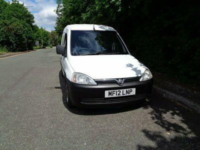 used Vauxhall Combo Life 1.3 side door