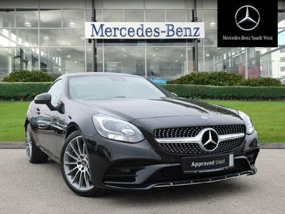 used Mercedes 200 Slc-Class SLCAMG Line Manual 2.0 2dr