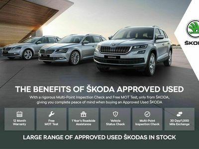 used Skoda Karoq SUV 1.5 TSI (150ps) SE ACT DSG 5dr