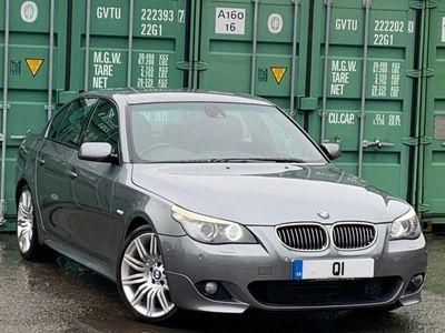 used BMW 550 5 Series 4.8 i M Sport 4dr Auto