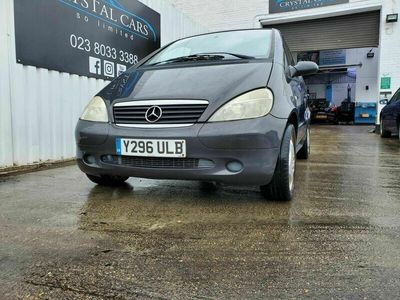 used Mercedes A160 A Class 1.6Classic 5dr