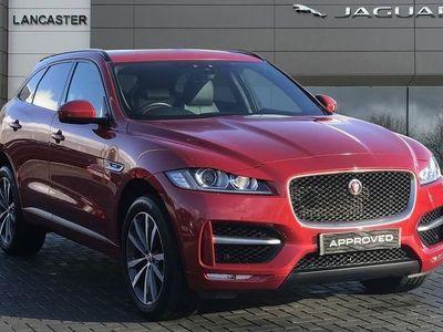 used Jaguar F-Pace 2.0 R-Sport 5Dr Auto Awd