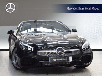 used Mercedes SL400 SL-ClassAmg Line Premium 2Dr 9G-Tronic