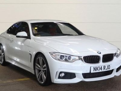 used BMW 428 4 SERIES 2.0 I M SPORT 2d 242 BHP - PROFESSIONAL NAV. LE coupe