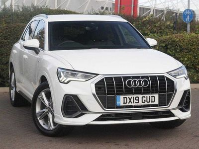 used Audi Q3 S line 35 TFSI 150 PS 6-speed 1.5 5dr
