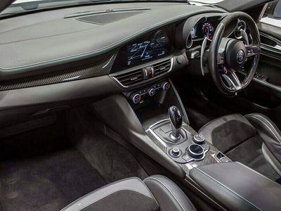 used Alfa Romeo Giulia Saloon 2.9 V6 BiTurbo Quadrifoglio 4dr Auto 2017