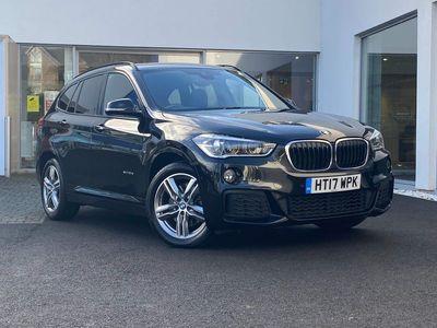 used BMW X1 2.0 20d M Sport Auto xDrive (s/s) 5dr SUV 2017
