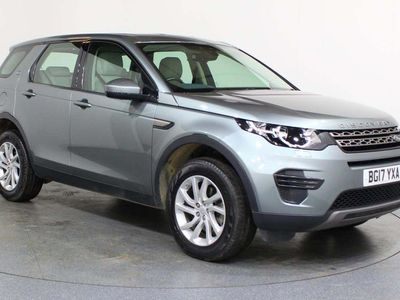 used Land Rover Discovery Sport 2.0 TD4 SE Auto 4WD (s/s) 5dr 7 Seat