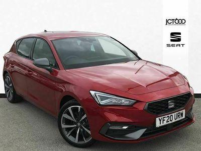 used Seat Leon ST ETSI EVO FIR EDITION DSG hatchback special edition
