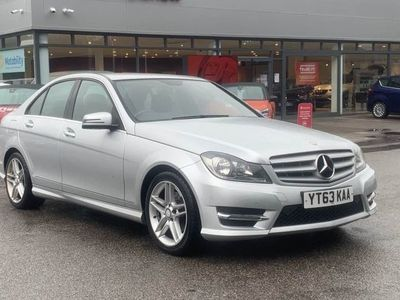 used Mercedes C180 C-ClassBlueefficiency Amg Sport 4Dr Auto