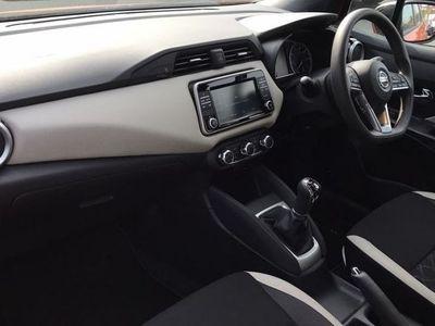 used Nissan Micra Micra 20180.9 IG-T Acenta 5dr [Exterior+ Pack] Hatchback 2018