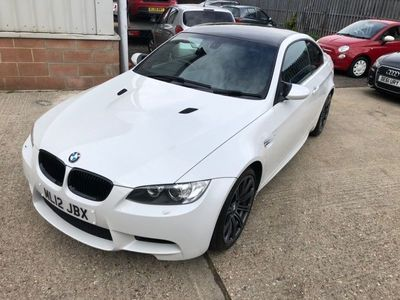 used BMW M3 4.0 V8 DCT 2dr