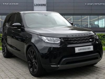 used Land Rover Discovery 3.0 Sdv6 Hse Luxury 5Dr Auto diesel sw