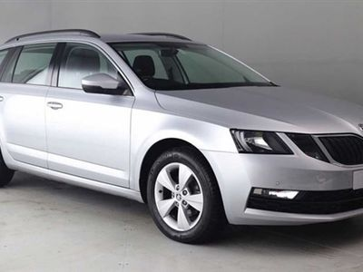 used Skoda Octavia 2.0 TDI CR SE 5dr Manual
