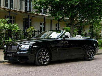 used Rolls Royce Dawn 6.6 V12 Black Badge Auto 2dr