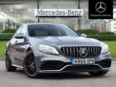 used Mercedes C63S AMG C-Class4dr Auto