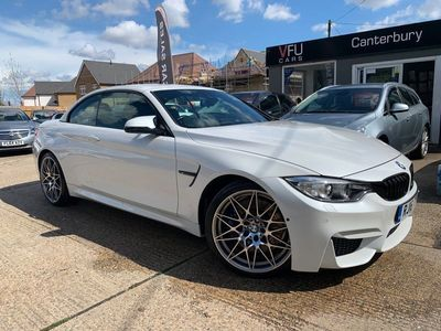 used BMW M4 3.0 (Competition Pack) M DCT 2dr