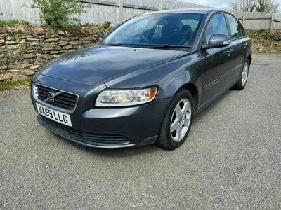 used Volvo S40 2.0D S Powershift 4dr