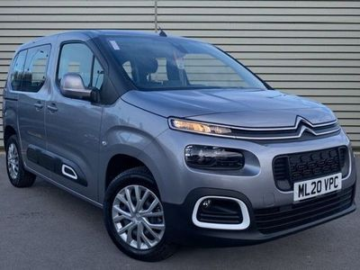 used Citroën Berlingo 1.5 BlueHDi Feel (s/s) 5dr M