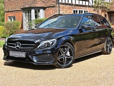 used Mercedes 250 C D AMG LINE PREMIUM PLUS Auto 5-Door