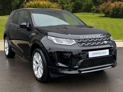 used Land Rover Discovery Sport 2.0 D180 R-Dynamic SE 5dr Auto Diesel Station Wagon