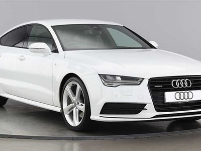 used Audi A7 Black Edition 3.0 TDI quattro 272 PS S tronic