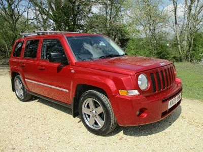 used Jeep Patriot 2.0 CRD Limited 4x4 5dr