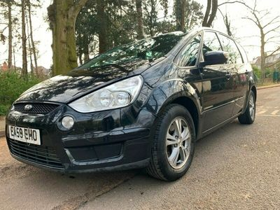 used Ford S-MAX 2.0 TDCi Zetec 5dr
