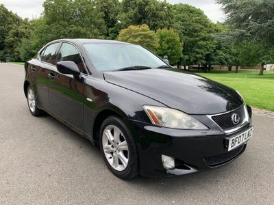 used Lexus IS220d 4dr