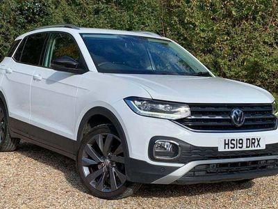 used VW T-Cross 1.0 TSI 115 First Edition 5dr