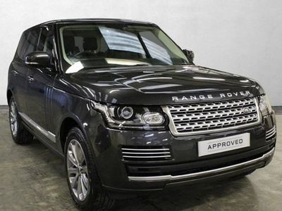 used Land Rover Range Rover 3.0 TDV6 Vogue SE 4dr Auto